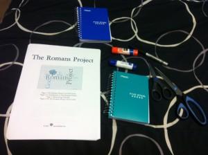 Romans Project 3